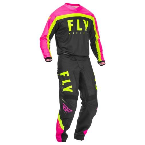 F-16 Pink / Black / Hi-Vis