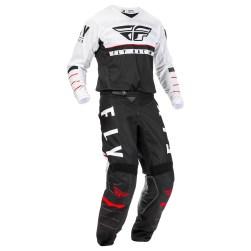 Kinetic K220 Black / White / Red
