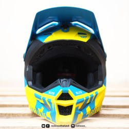 FLU Racing Elite Vigilant Blue / Black