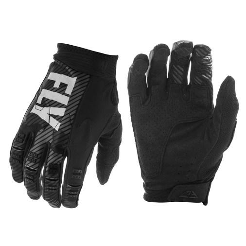 Evolution DST Gloves Black / Grey