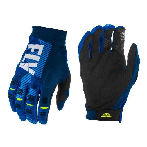 Evolution DST Gloves Blue / White