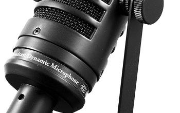 MXL BCD-1 Broadcast Dyanmic Mic Review