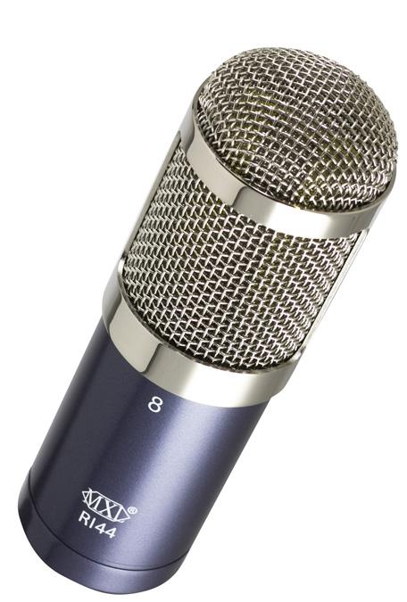 mxl r144 ribbon mic