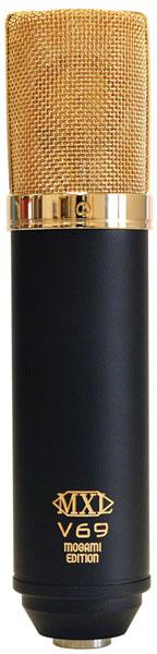 MXL v69me mogami edition microphone