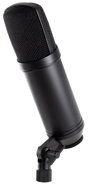 hard mount included with the v63m microphone