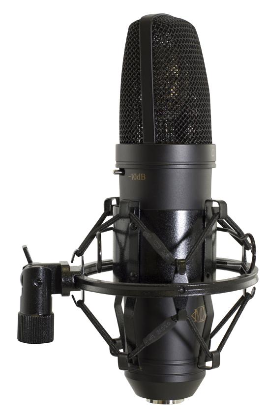 MXL 2003A condenser microphone shockmount