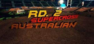 Australian Supercross Rd. 2