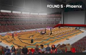 Championnat SX AMA 2017 Round 4 - Phoenix