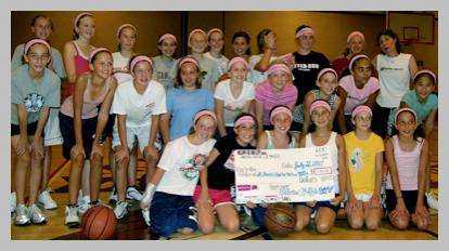 Kenya Help Girls Basketball team of Menlo Park supports Kenyan girls high school by raising almost $30,000 since 2007.