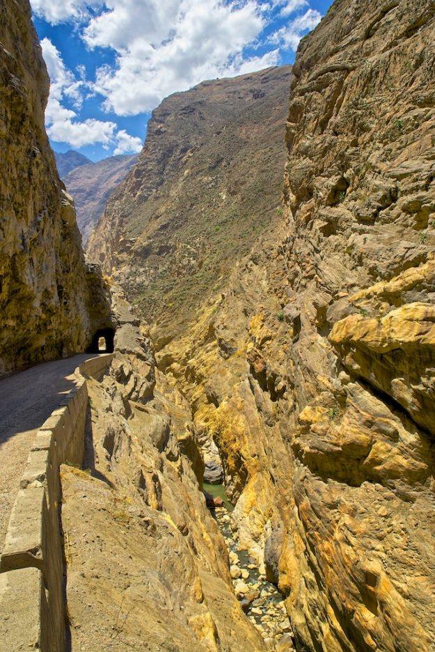 Canyon del Pato-I
