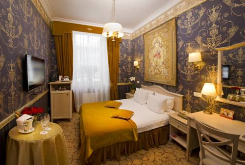 Imperial Hotel & Restaurant: a luxury stays in Vilnius