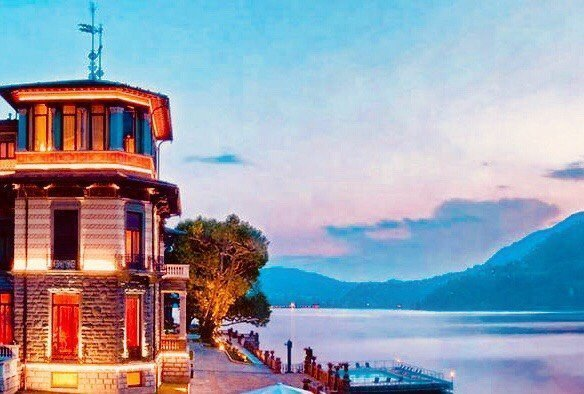 An incomparable stay on Como Lake