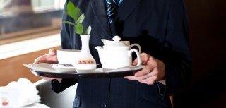 butler service in hotel