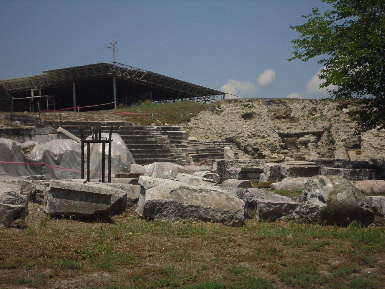 SAM 0971 - Stobi, the paradise of archeology