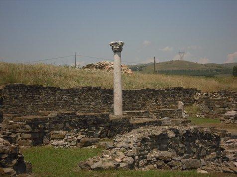 SAM 1055 - Stobi, the paradise of archeology