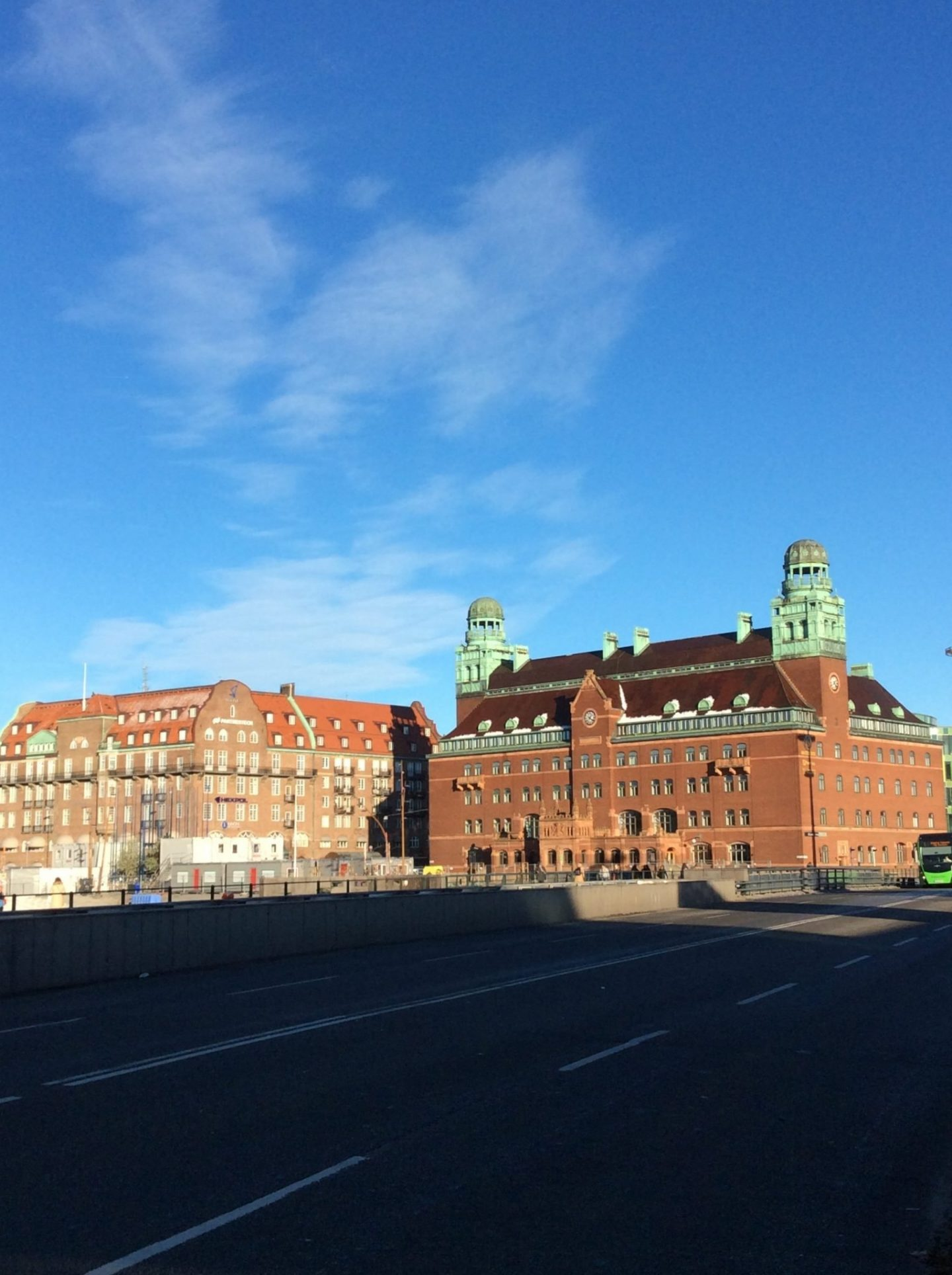 Malmö hotel, Malmö hotel: in the bed of history