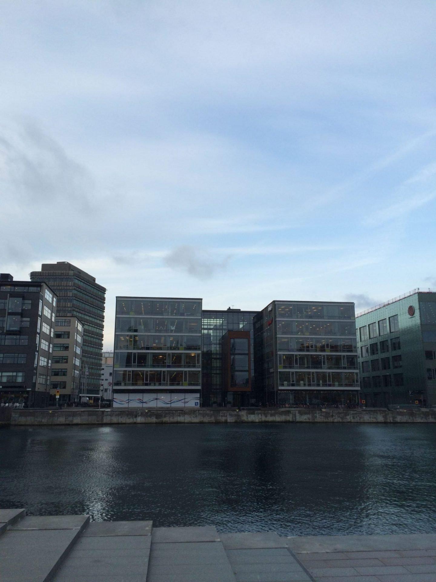Malmö: a modern city