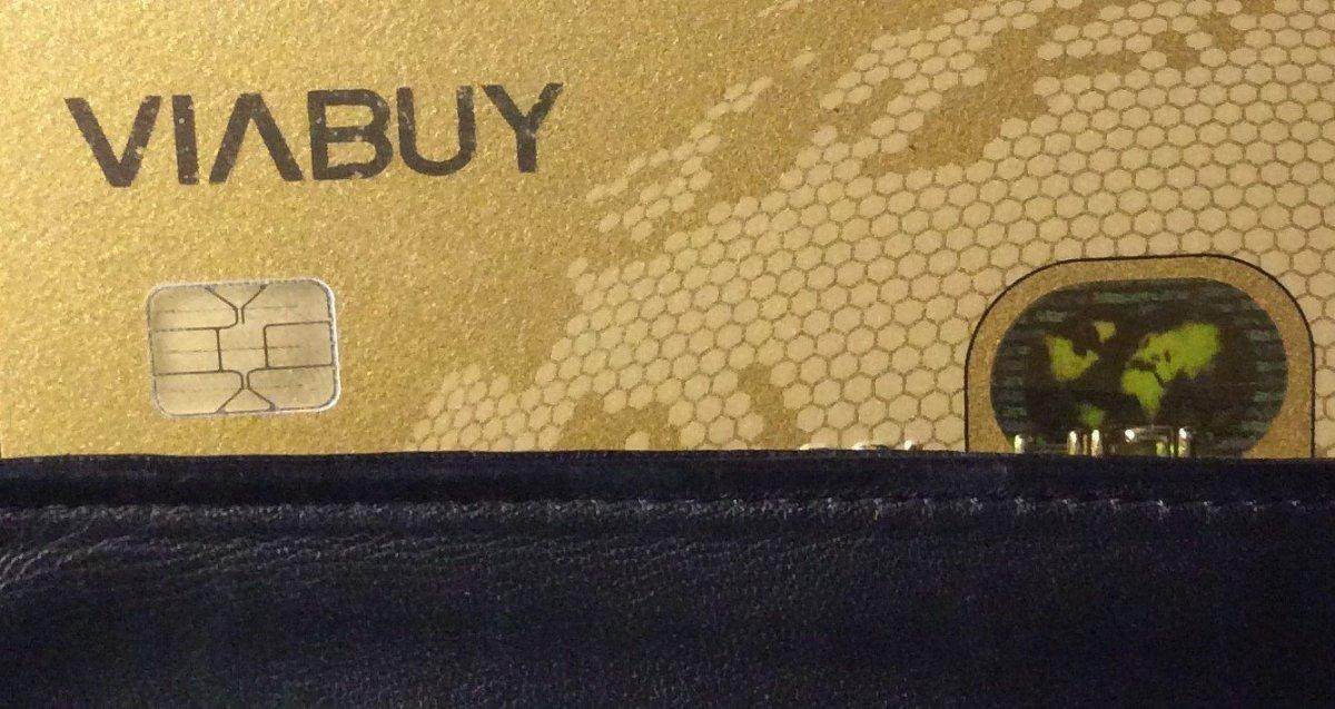 prepaid card Mastercard - viabuy mastercard - viabuy bank - viabuy card