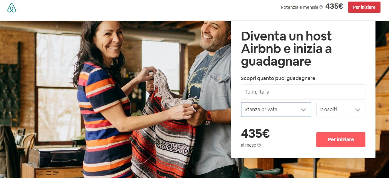 Airbnb pays you example - Airbnb pays you