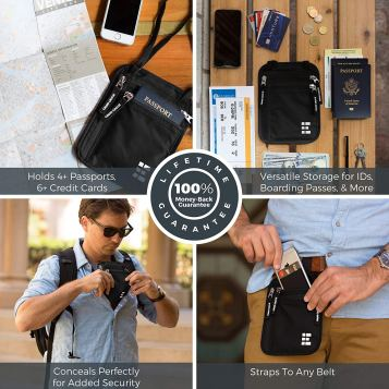 91GGD6g183L. SL1500  - Amazon 2019: the best travel accessories