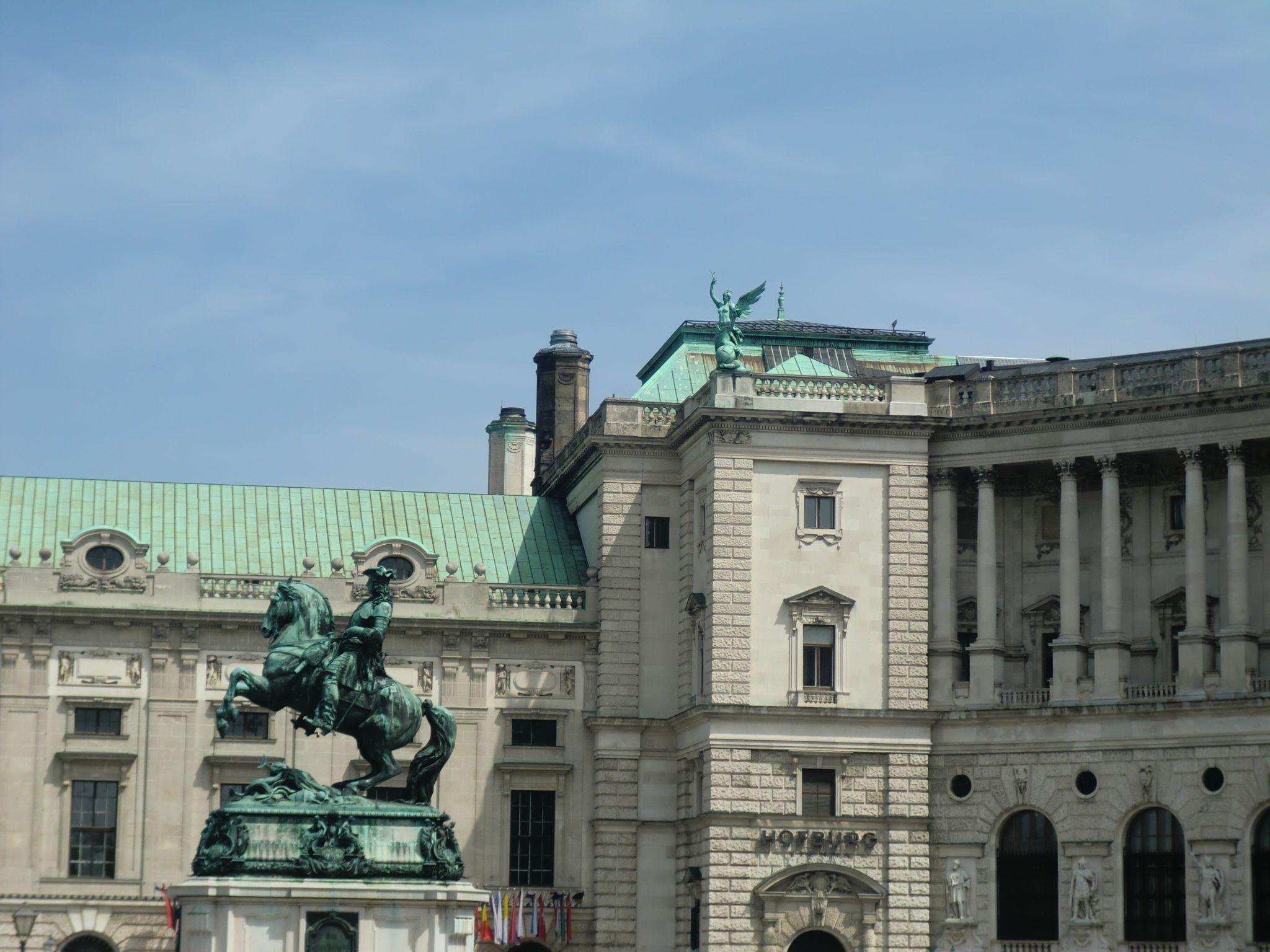 Vienna Hofburg 18 1440x1080 - Vienna: elegant beauty