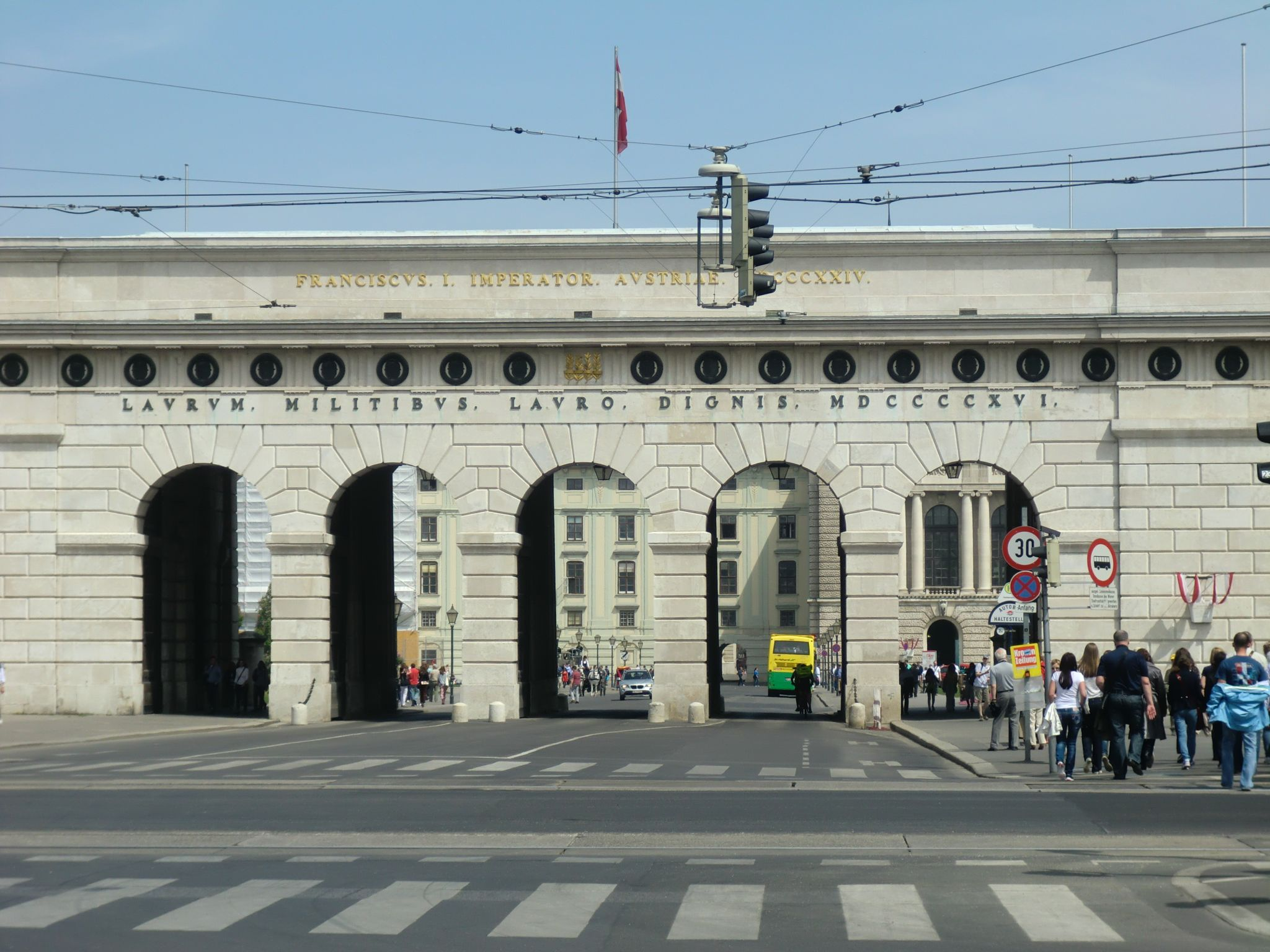Vienna Hofburg 8 1440x1080 - Vienna: elegant beauty