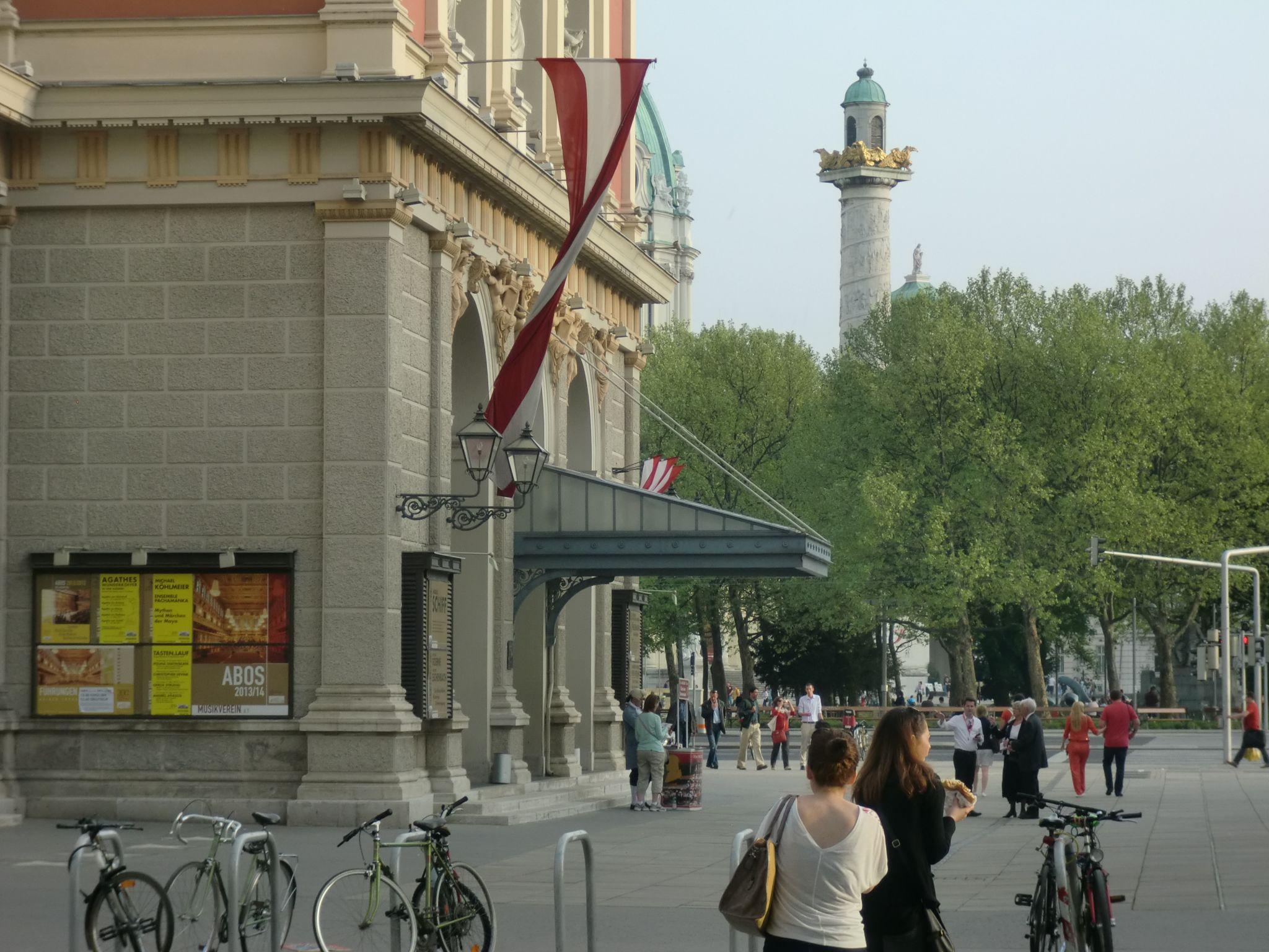 Vienna Opera 6 1440x1080 - Vienna: elegant beauty