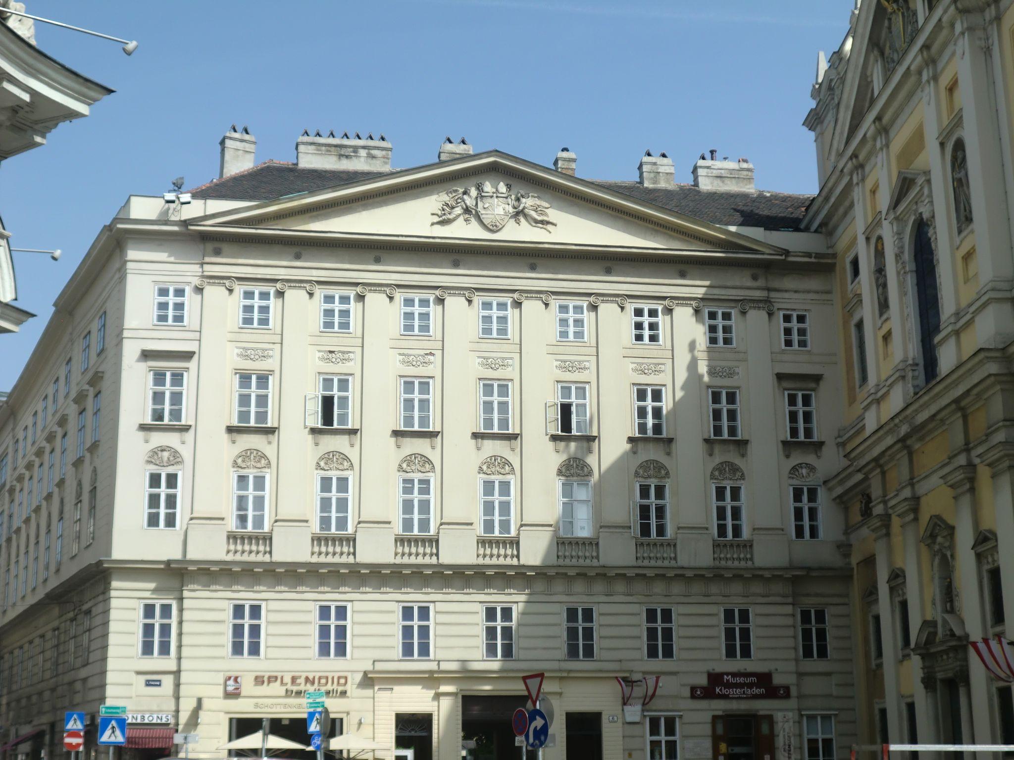 Vienna architecture 14 1440x1080 - Vienna: elegant beauty