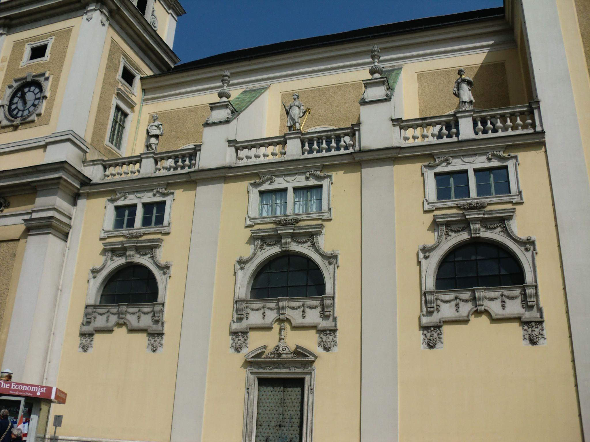 Vienna architecture 15 1440x1080 - Vienna: elegant beauty