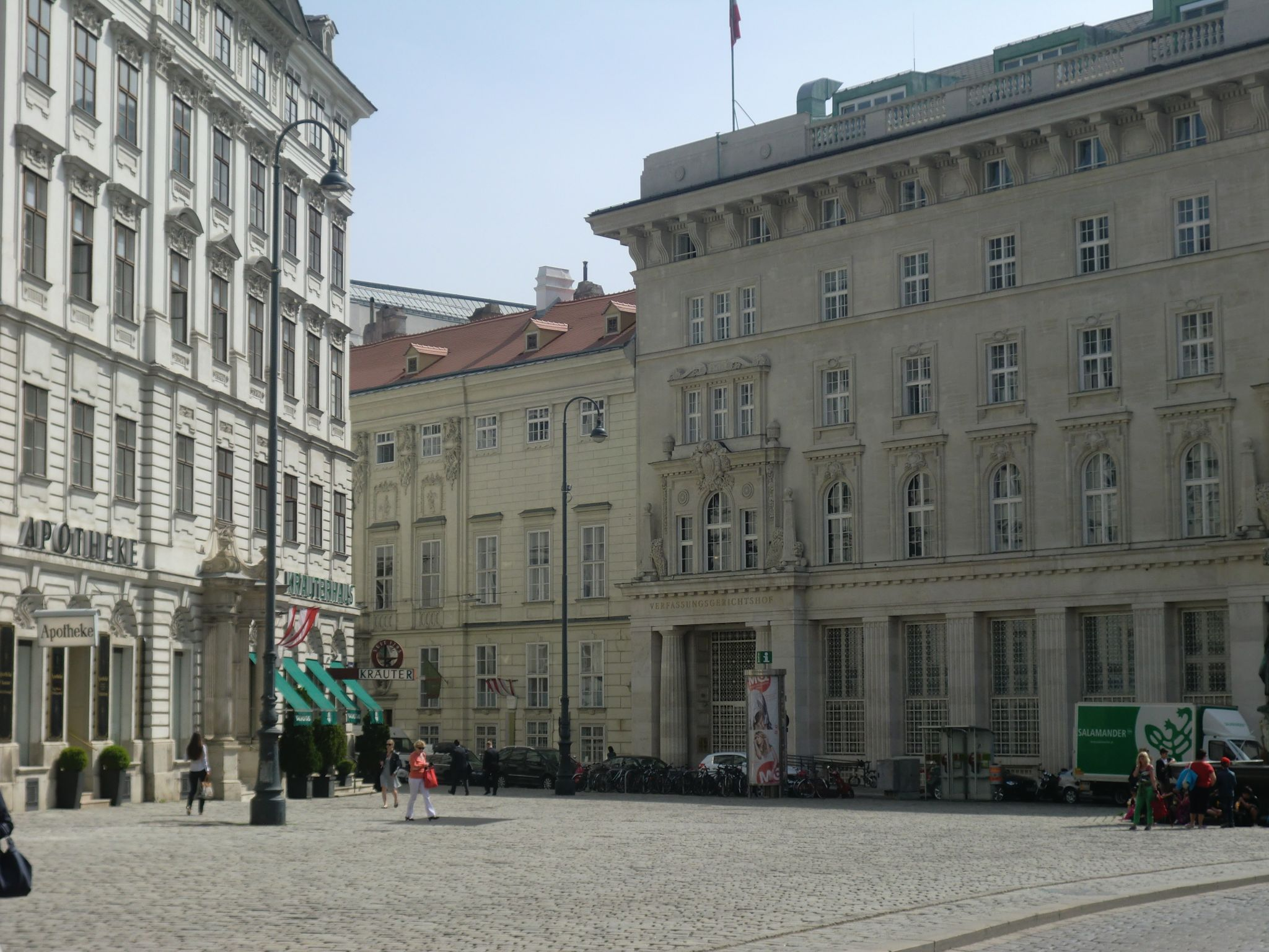 Vienna architecture 16 1440x1080 - Vienna: elegant beauty