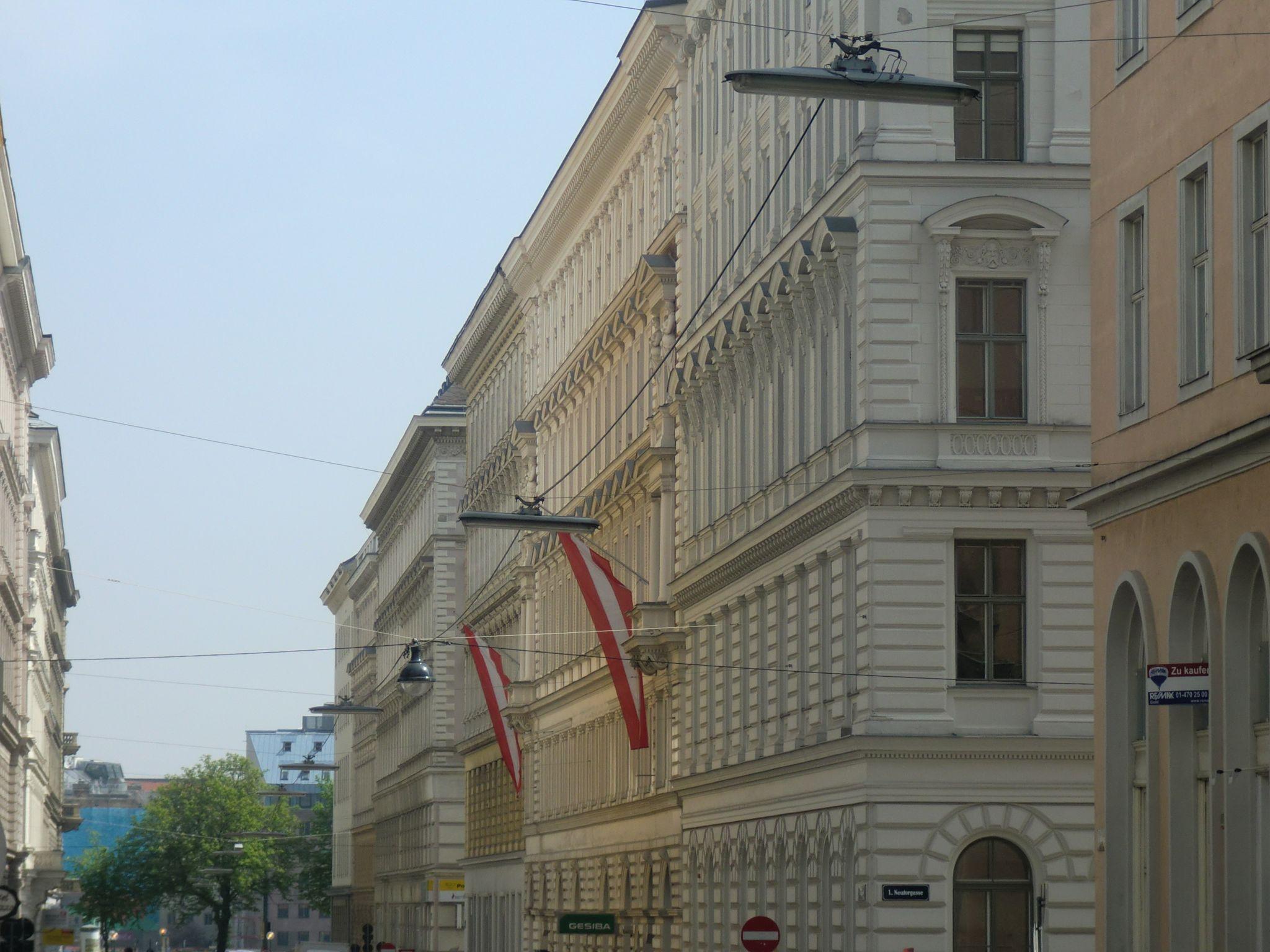 Vienna architecture 21 1440x1080 - Vienna: elegant beauty
