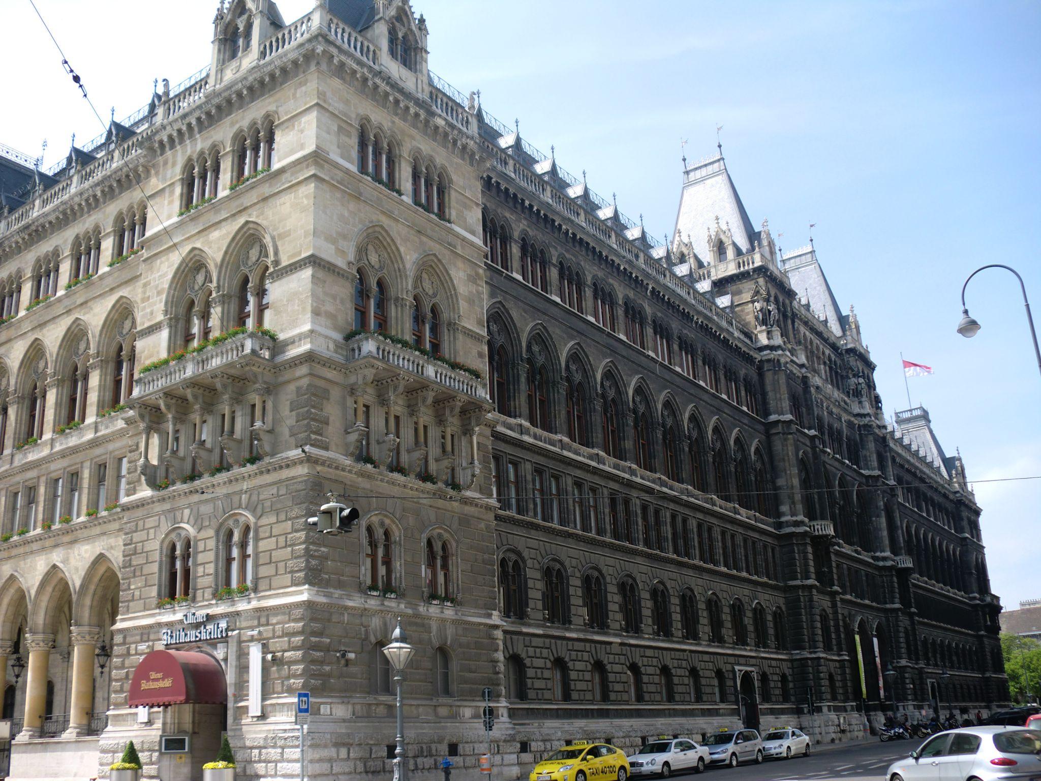 Vienna architecture 31 1440x1080 - Vienna: elegant beauty