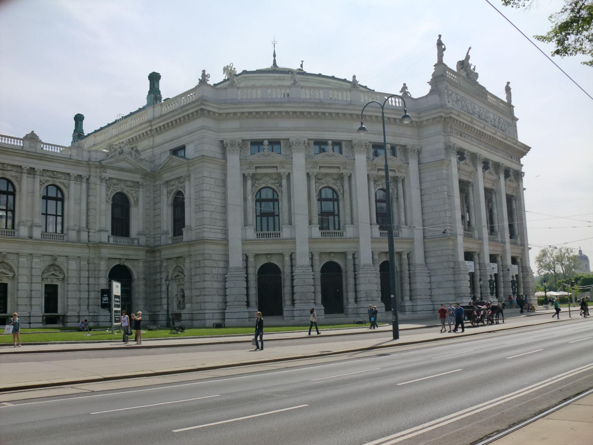 Vienna architecture 38 1440x1080 - Vienna: elegant beauty