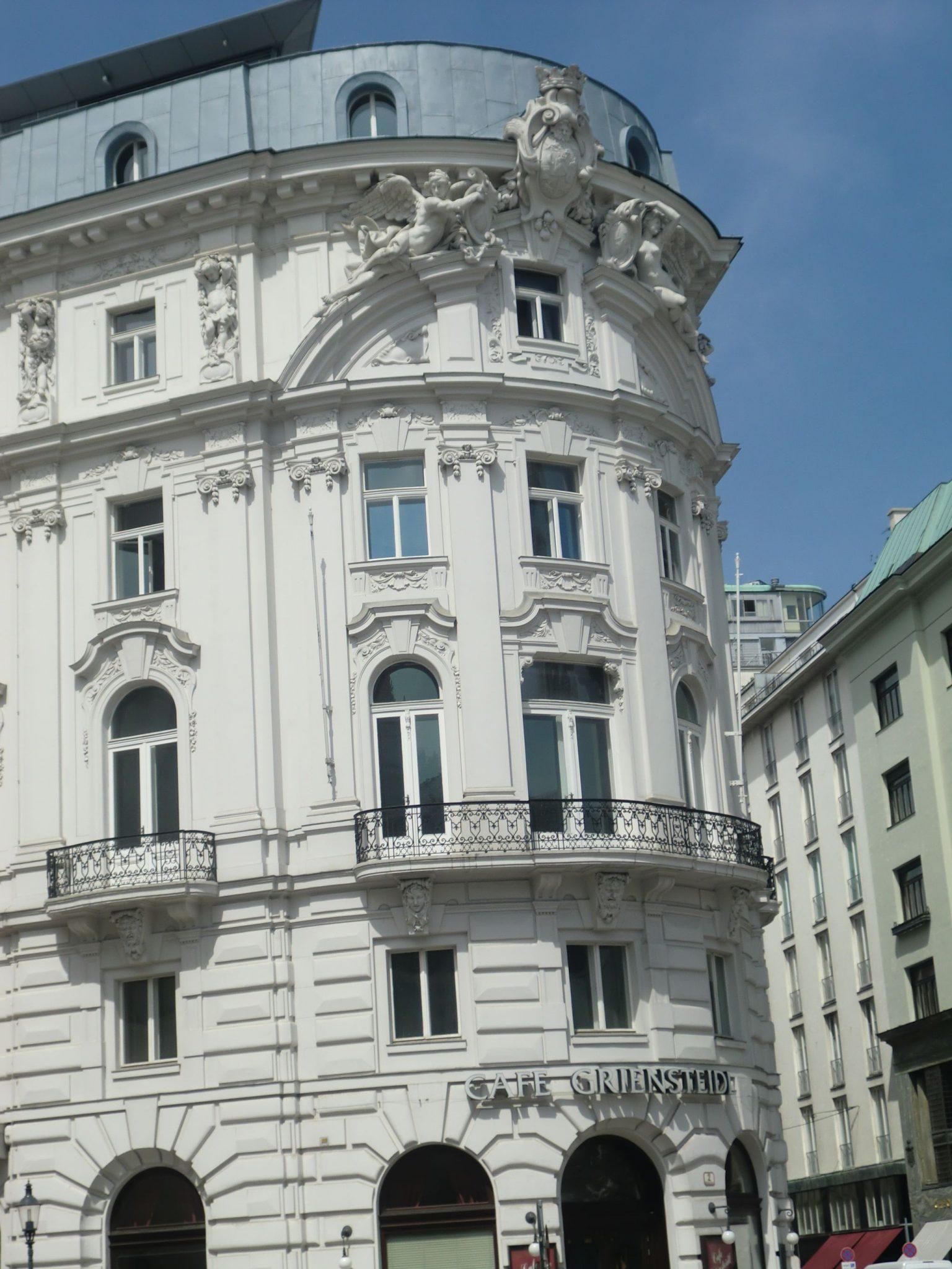 Vienna architecture 45 1440x1920 - Vienna: elegant beauty