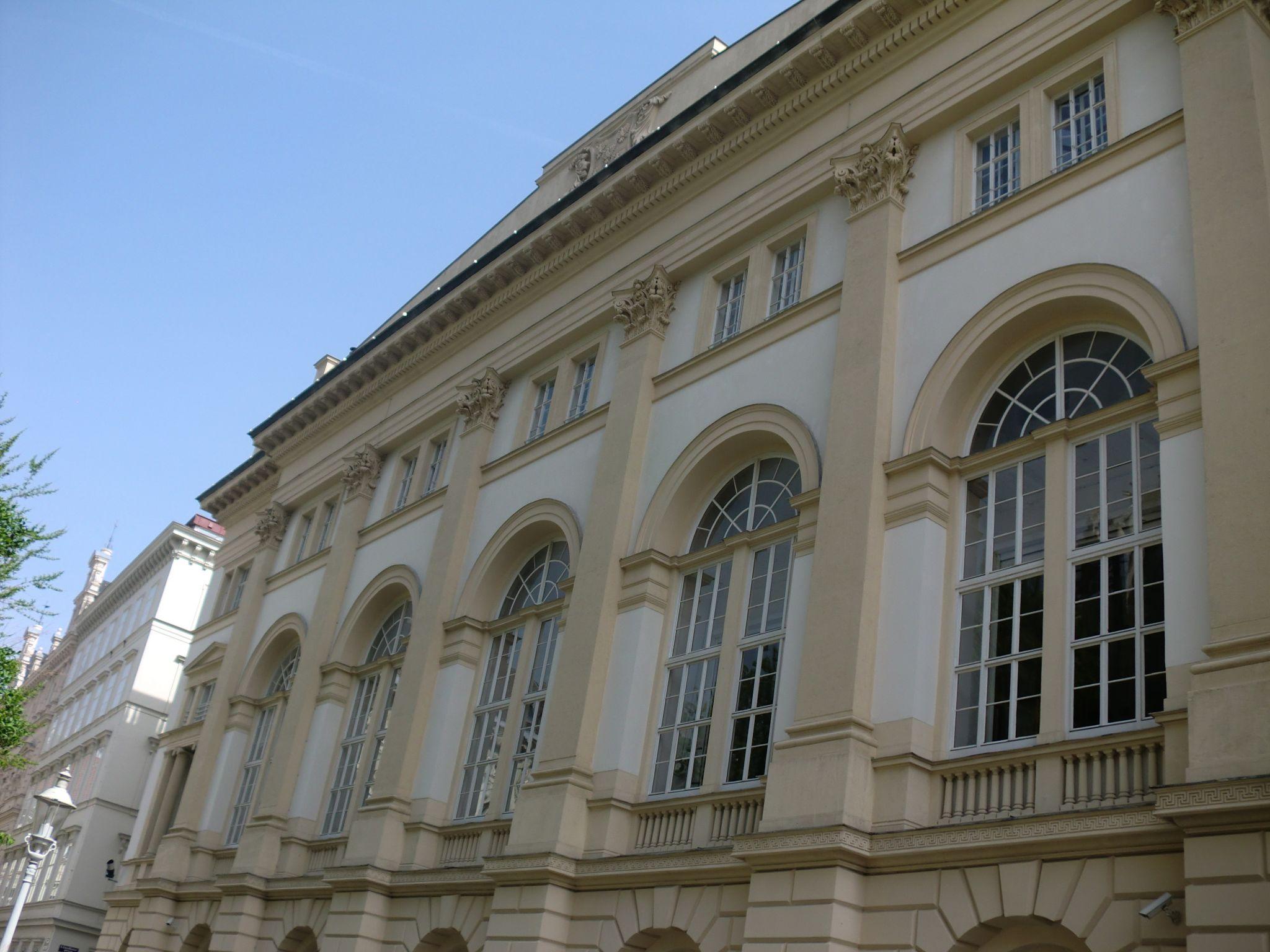 Vienna architecture 7 1440x1080 - Vienna: elegant beauty