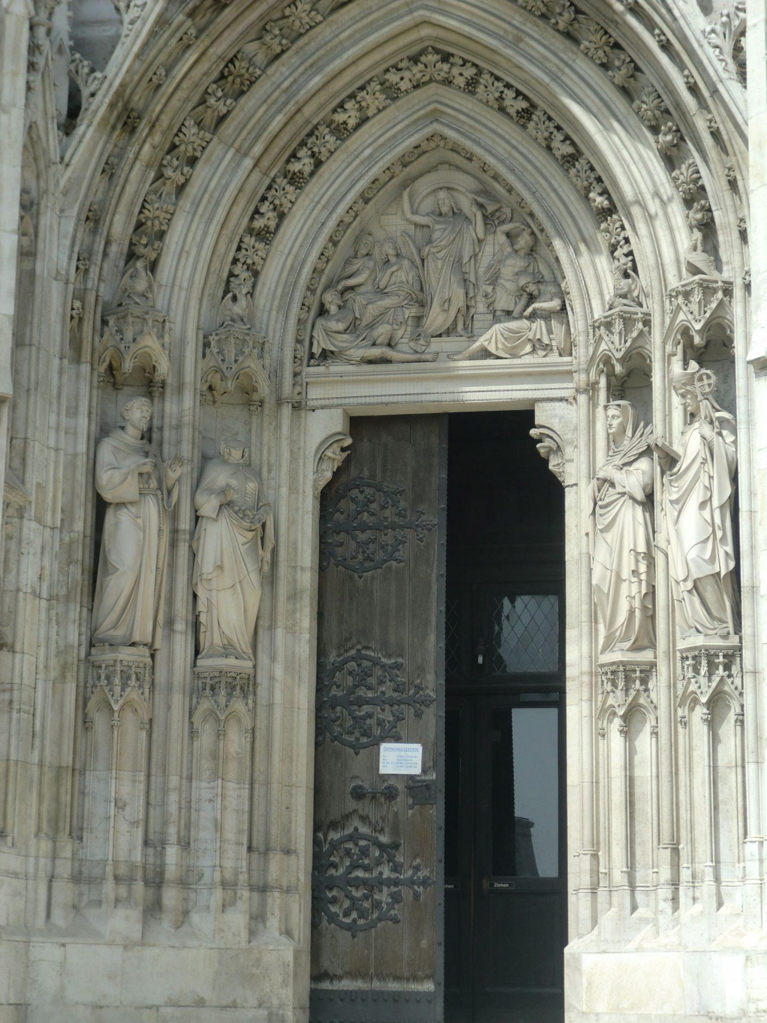 Vienna cathedral 3 1440x1920 - Vienna: elegant beauty