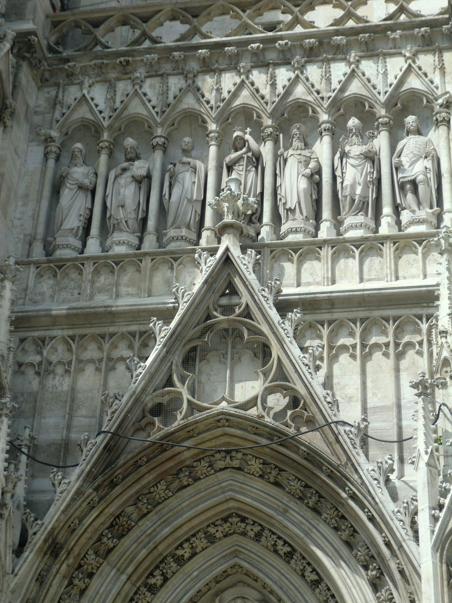 Vienna cathedral 4 1440x1920 - Vienna: elegant beauty