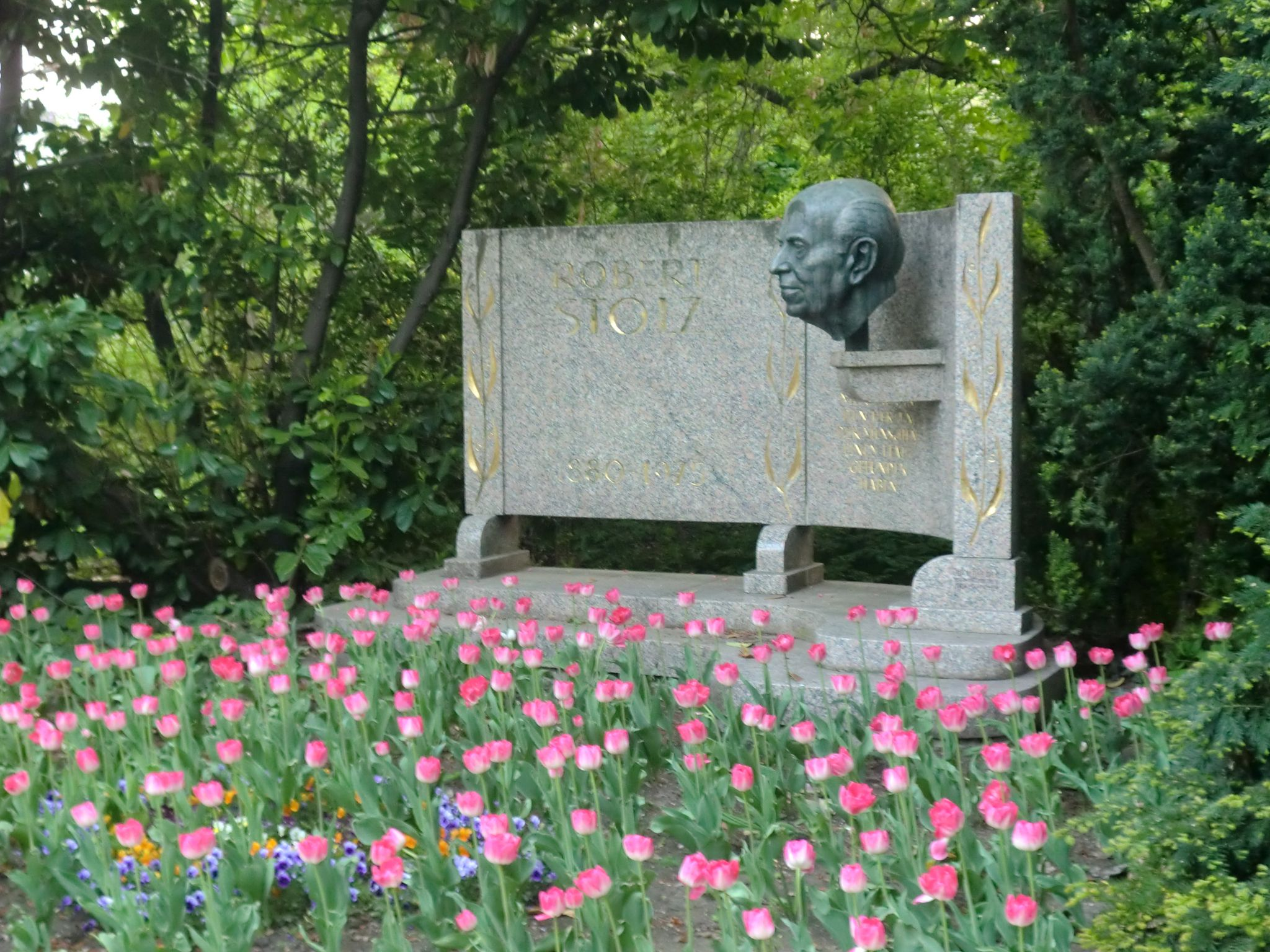 Vienna park 26 1440x1080 - Vienna: elegant beauty