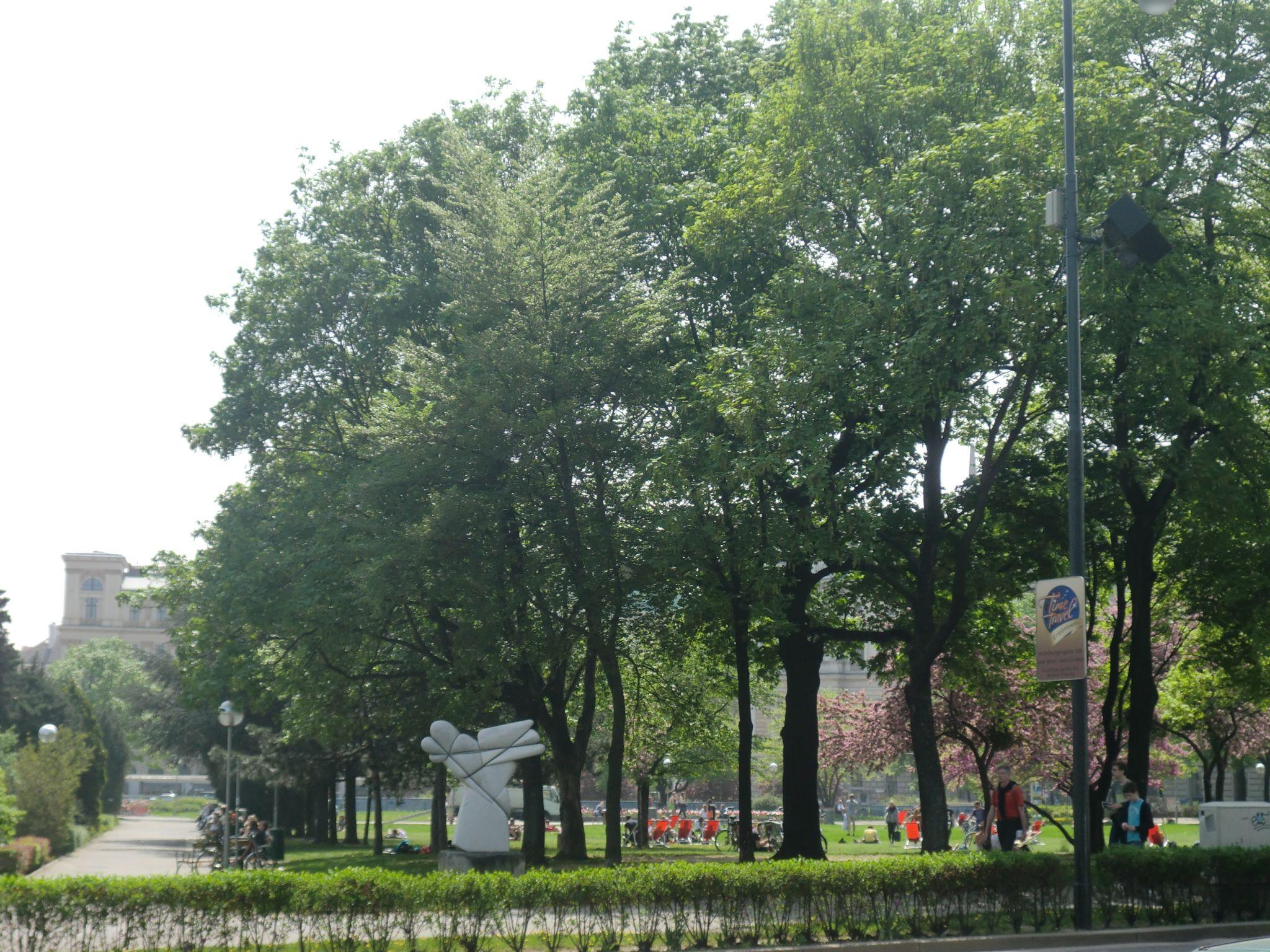 Vienna park 6 1440x1080 - Vienna: elegant beauty