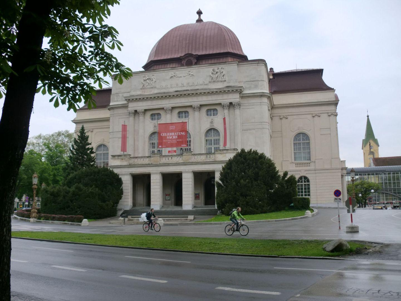 Graz opera 1 - Graz: tradition and modernity
