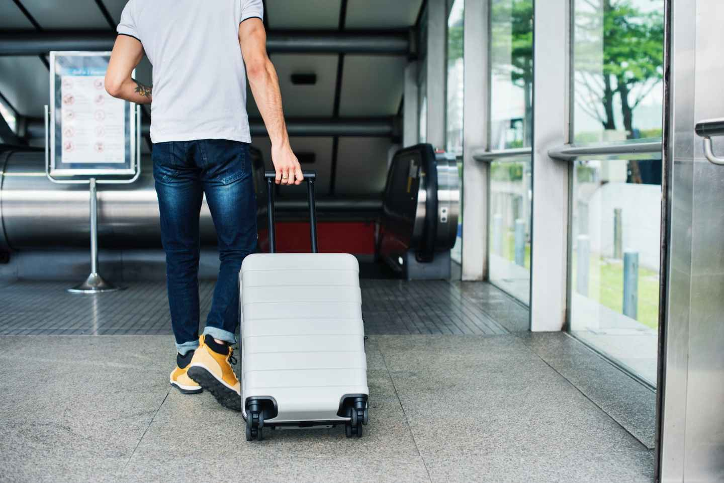 Cabin luggage: how to choose it