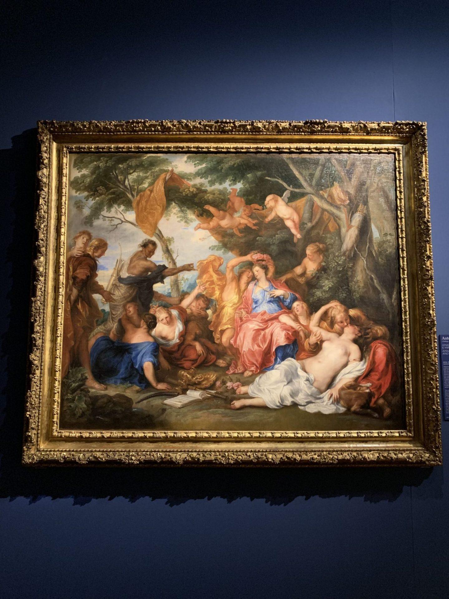 van dyck in turin art - Van Dyck in Turin