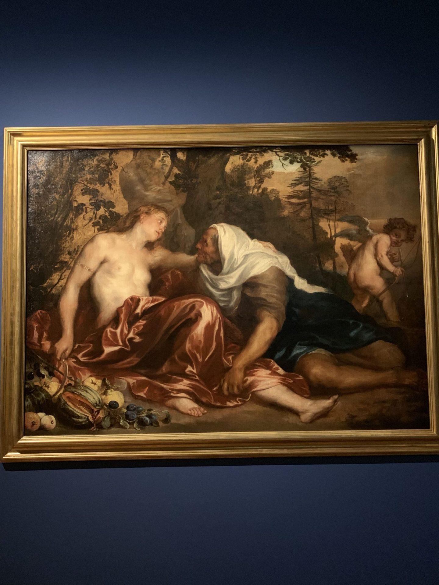 van dyck in turin painting - Van Dyck in Turin