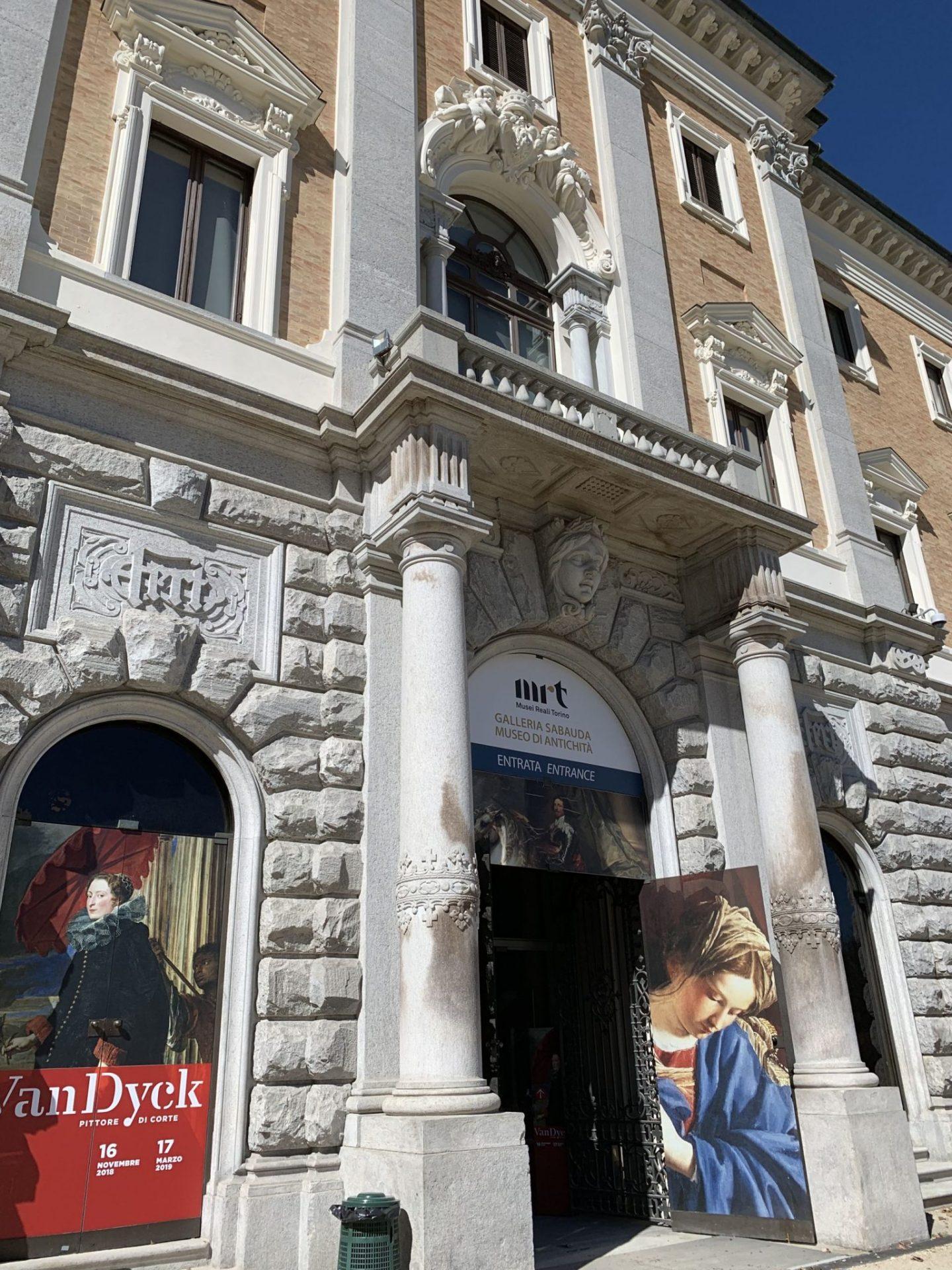 vand dyck in turin gallery - Van Dyck in Turin