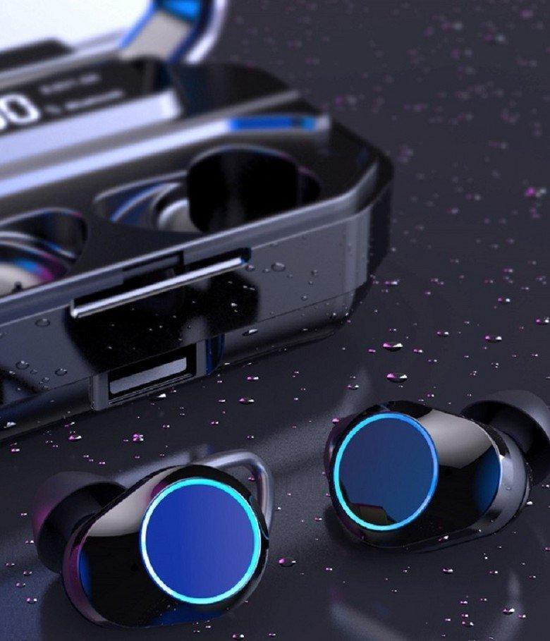 Bluetooth 9D Stereo Earphone Wireless