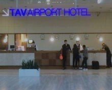 Spending the night in Istanbul Airport - hotel Istanbul
