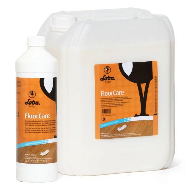 Loba lobacare floorcare pflegemittel seidenglänzend