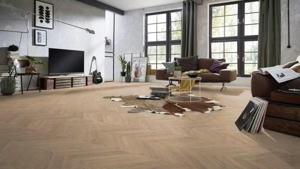 Loft mit Project Floors_Chevron_PW 3100FP