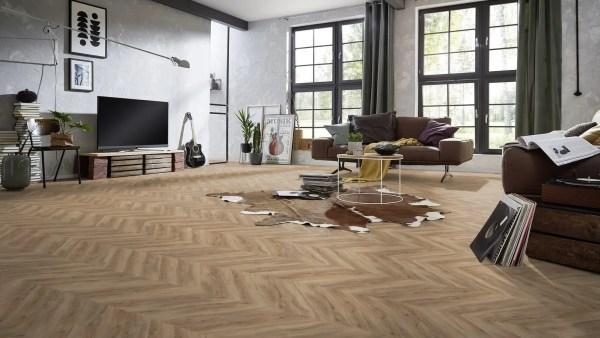 Loft mit Project Floors_Chevron_PW 3220FP
