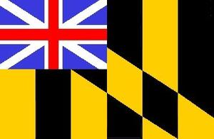 Maryland 1775 Flag